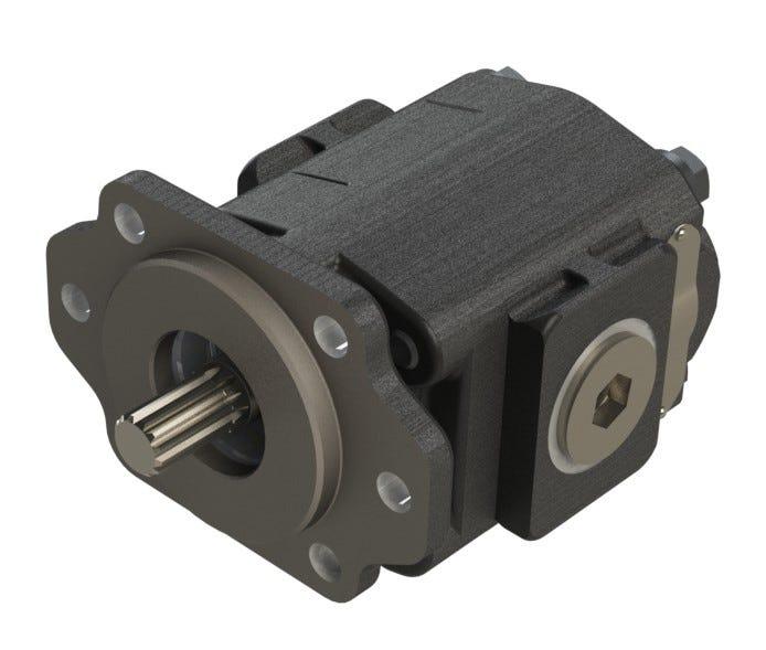 Gear Pumps & Motors