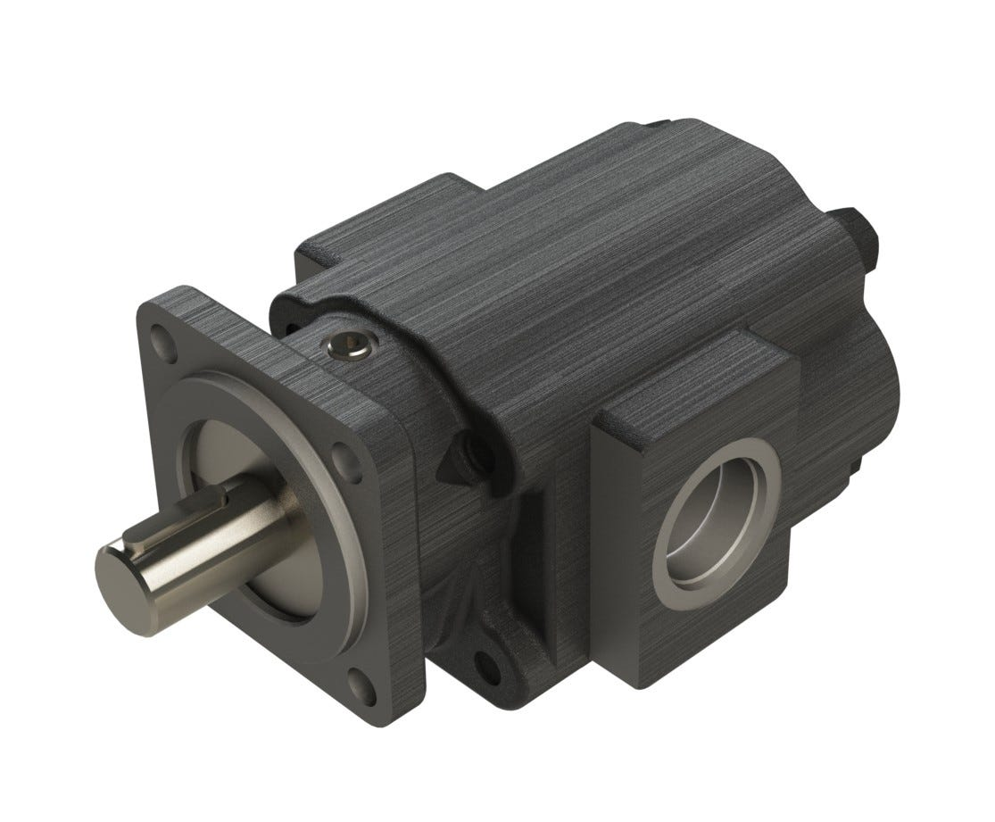 Gear Pumps & Motors
