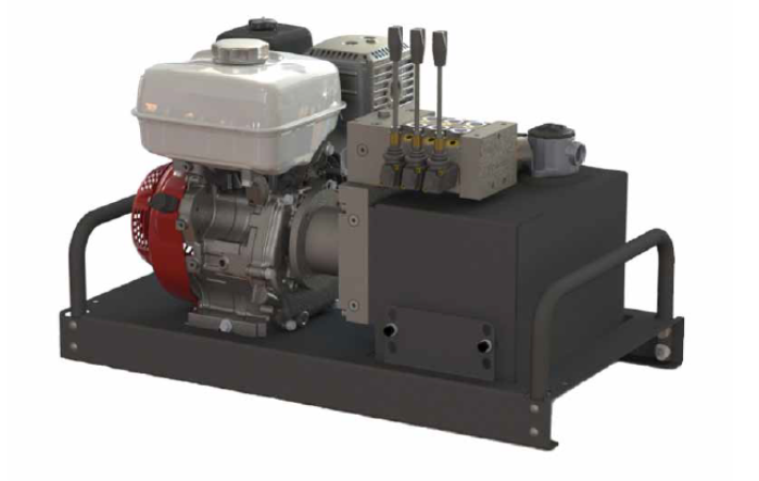 8 Gallon Reservoir With Honda GX240 Engine product image