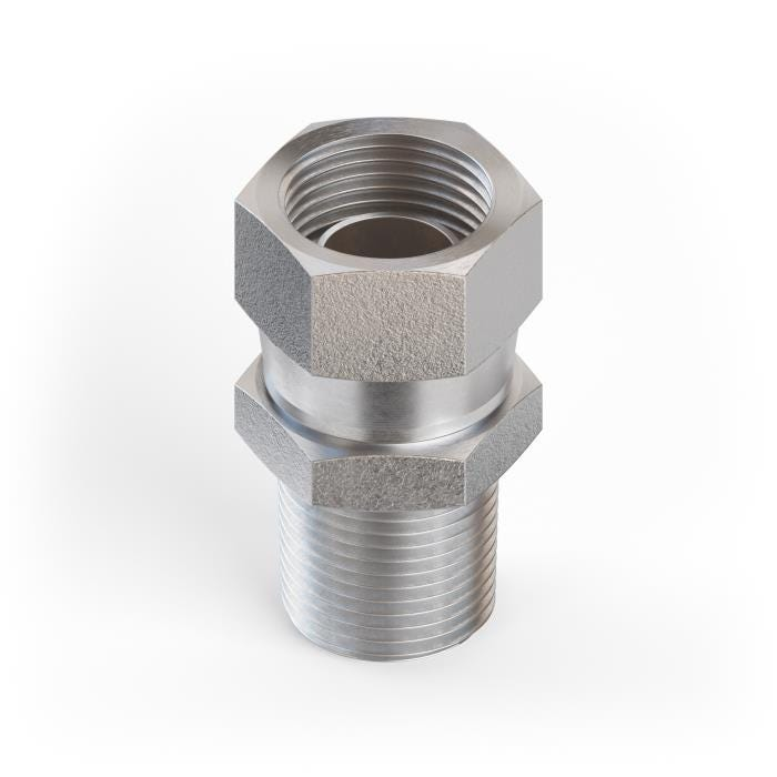NPT Male To Female Swivel Straight product image