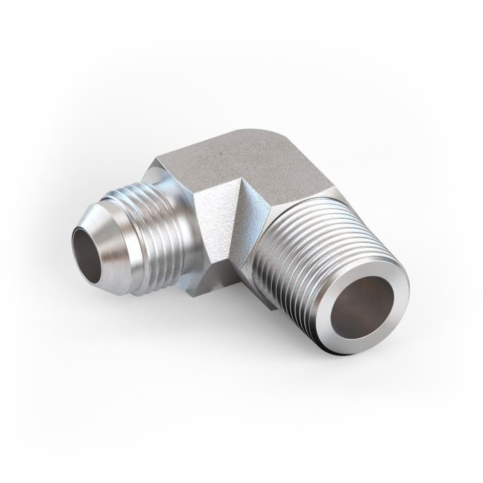 NPT Male to JIC Male Elbow product image