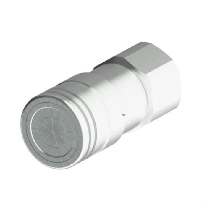 ISO 16028 Female Flat Face Coupler product image