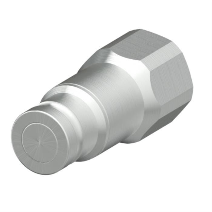 ISO 16028 Male Flat Face Coupler product image