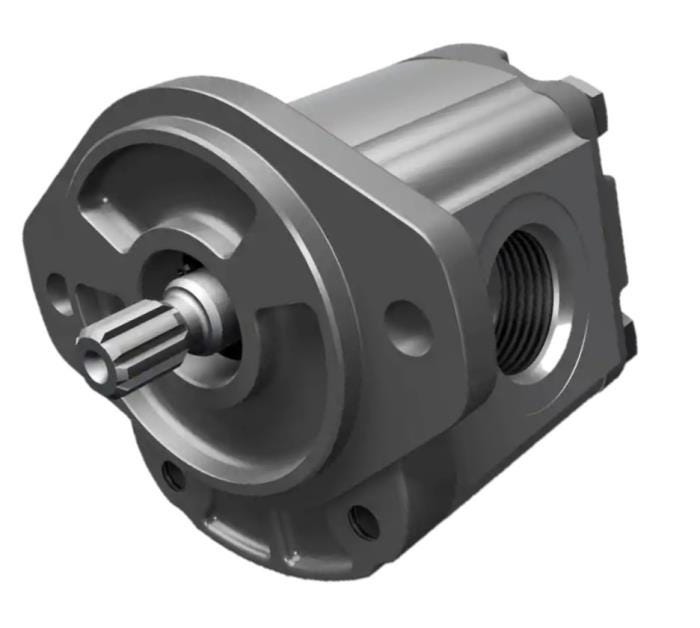 Group 2 Gear Pump CW, SAE A, 5/8-9T Spline product image