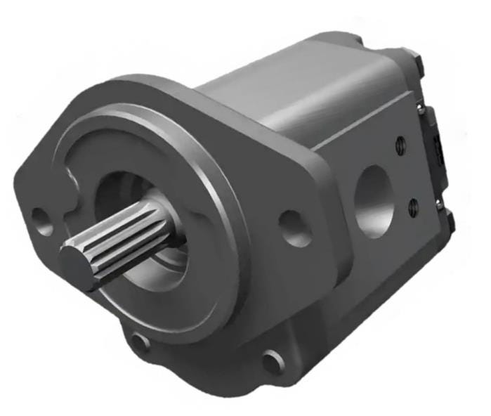 Group 2.5 Gear Pump CW, SAE A, Clutch Pump product image