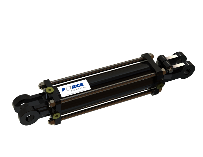 Tie Rod Cylinder, 3 Bore product image