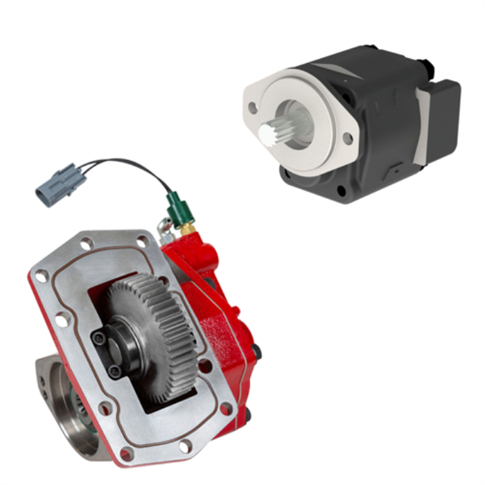 210 PTO Gas Standard Harness P315 Pump product image