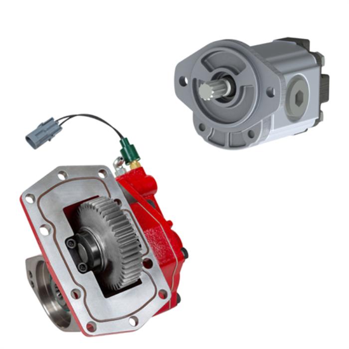 210 PTO Diesel Upfitter + Overspeed Module AGP2 Pump product image