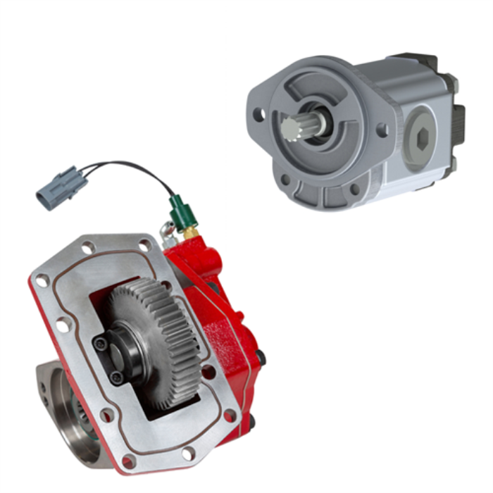 210 PTO Diesel Standard Harness AGP2 Pump product image