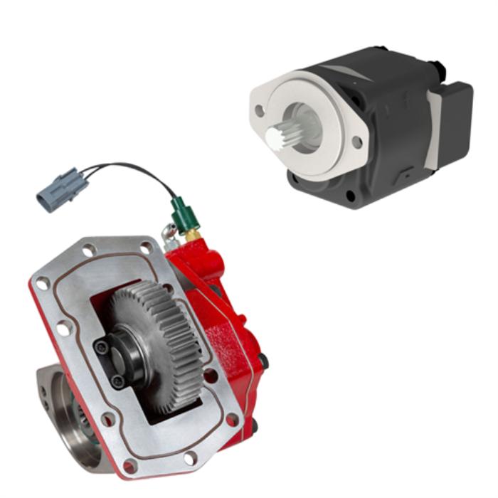 210 PTO Gas Upfitter + Overspeed Module P315 Pump product image