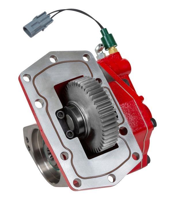 210 PTO Diesel Upfitter + Overspeed Module No Pump product image