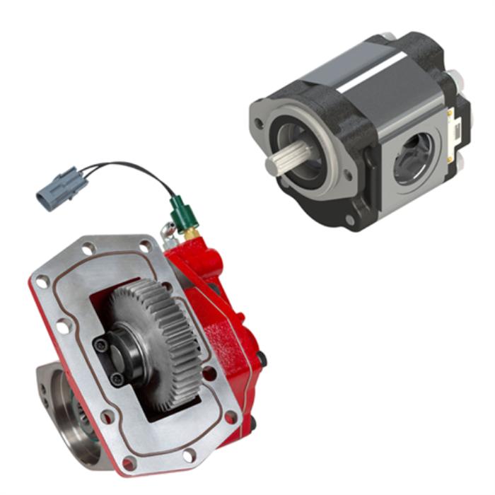 210 PTO Diesel Upfitter + Overspeed Module AGP25 Pump product image