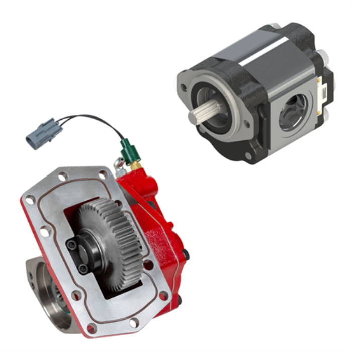 210 PTO Gas Upfitter + Overspeed Module AGP25 Pump product image