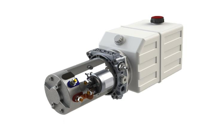 Single - Double Acting D03 Valve Power Pack product image