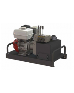 8 Gallon Reservoir With Honda GX240 Engine