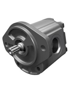 "Group 2 Gear Pump CW, SAE A, 5/8""-Keyed"