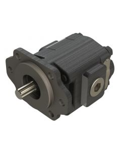 """P20 Gear Pump Bi-Rot, SAE B, 1""""-15T Spline"""