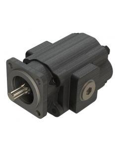 """P51 Gear Pump Bi-Rot, SAE B, 1""""-15T Spline"""