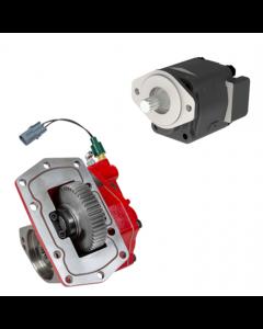 210 PTO Diesel Standard Harness P315 Pump