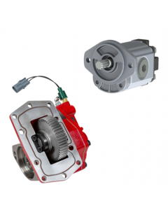 210 PTO Diesel Upfitter + Overspeed Module AGP2 Pump
