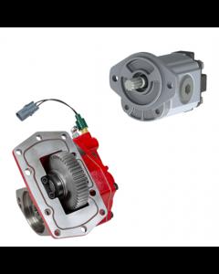 210 PTO Gas Upfitter + Overspeed Module AGP2 Pump