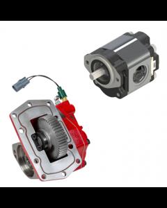 210 PTO Gas Upfitter + Overspeed Module AGP25 Pump