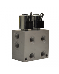 Port Multipliers - 2 Bank Electric Selector Valve