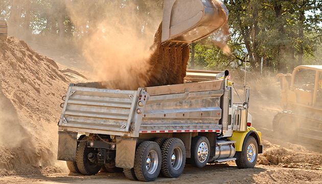 On/Off Highway Work Trucks Category image